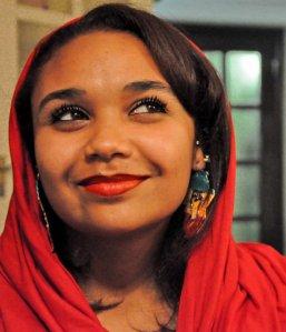 Ola Ahmed Diab, 21-years-old, Sudan