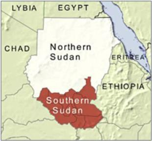 Interesting Facts About Sudan Ola Diab - Republic of the sudan map